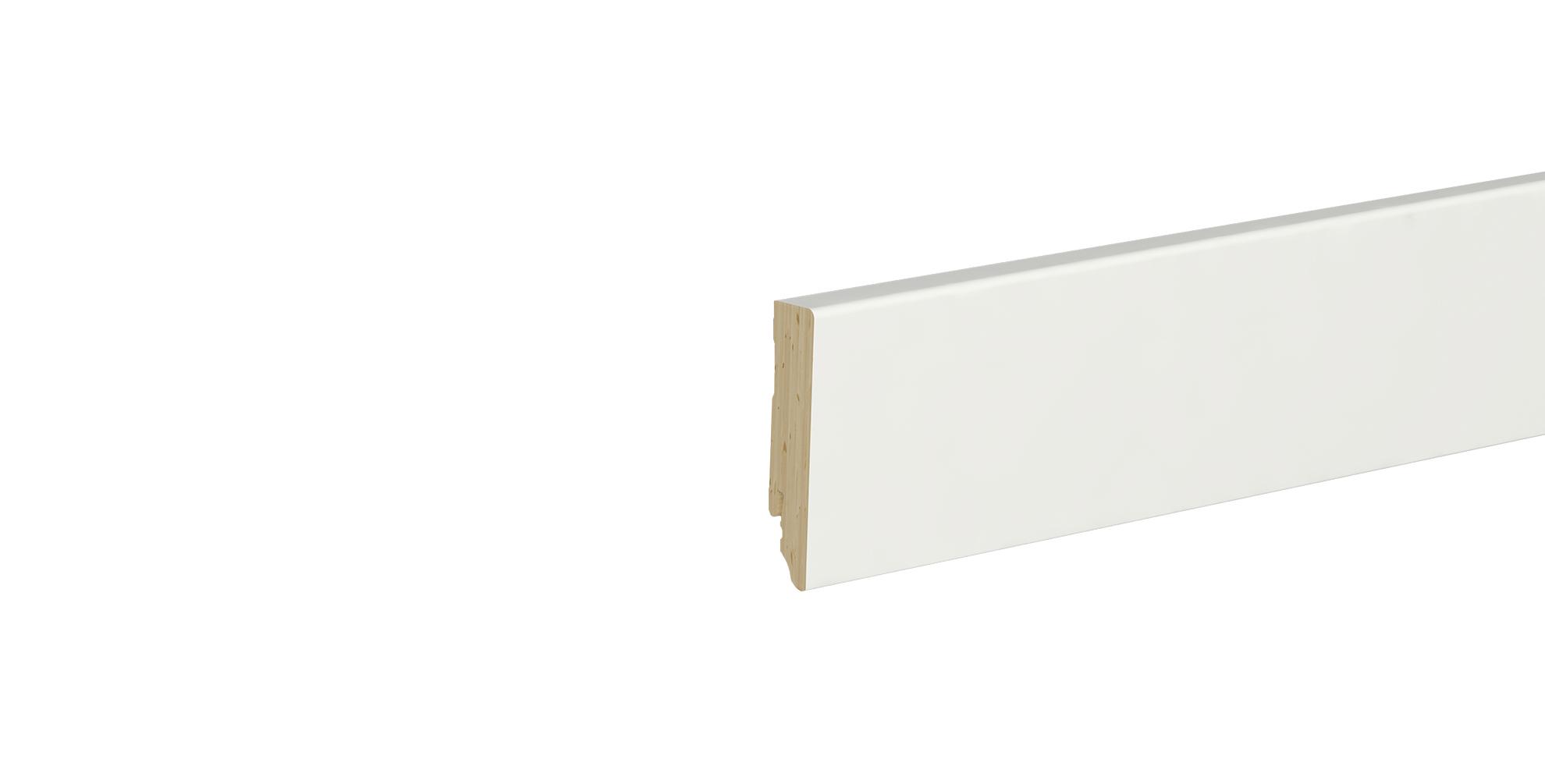80/18 | Weiß 9003