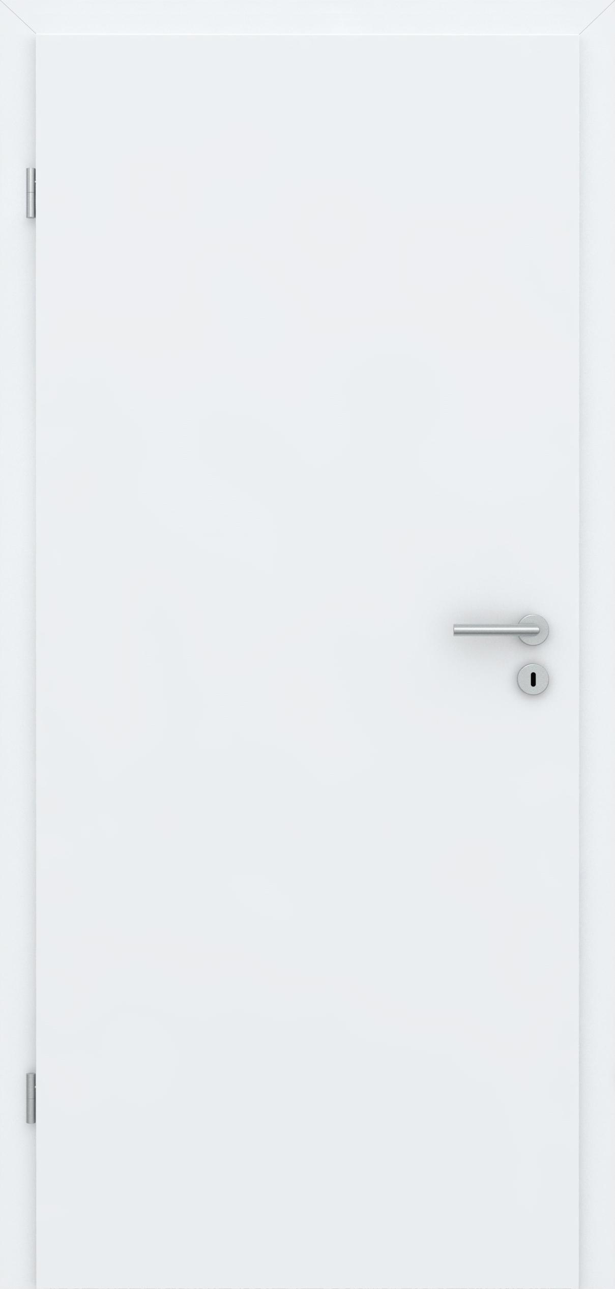 Glatte Tür Weißlack 3.0