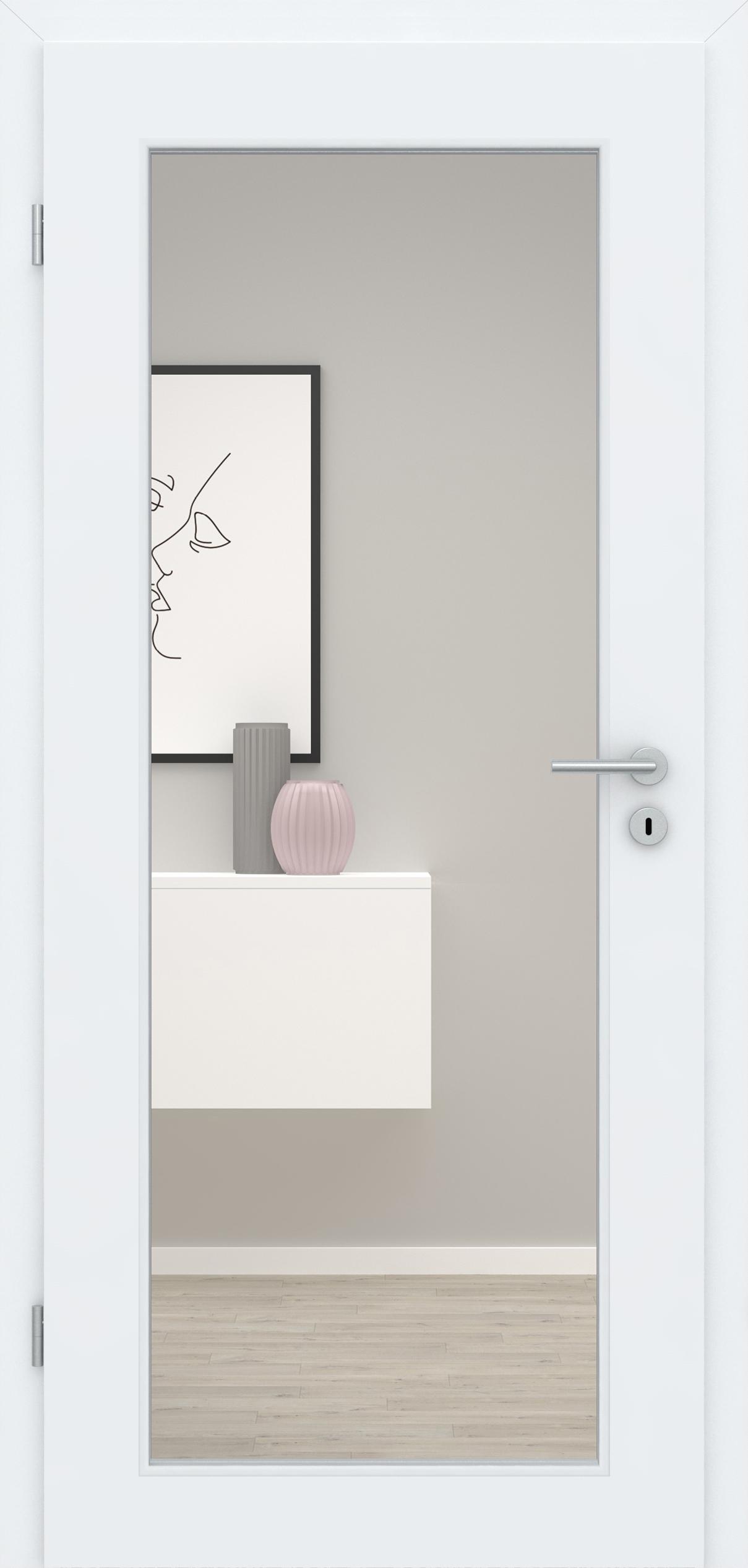 Glatte Tür Weißlack 3.0 LA XL