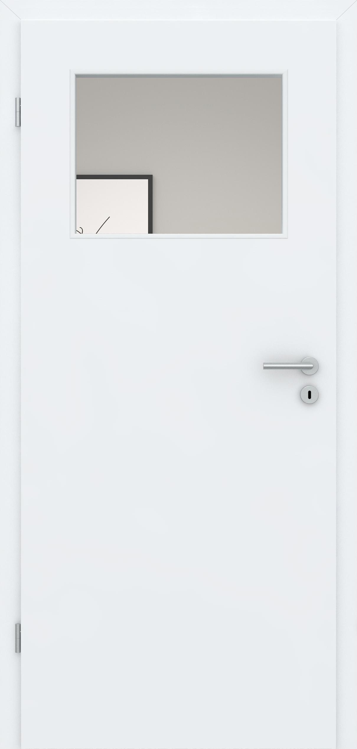Glatte Tür Weißlack 3.0 LA 005