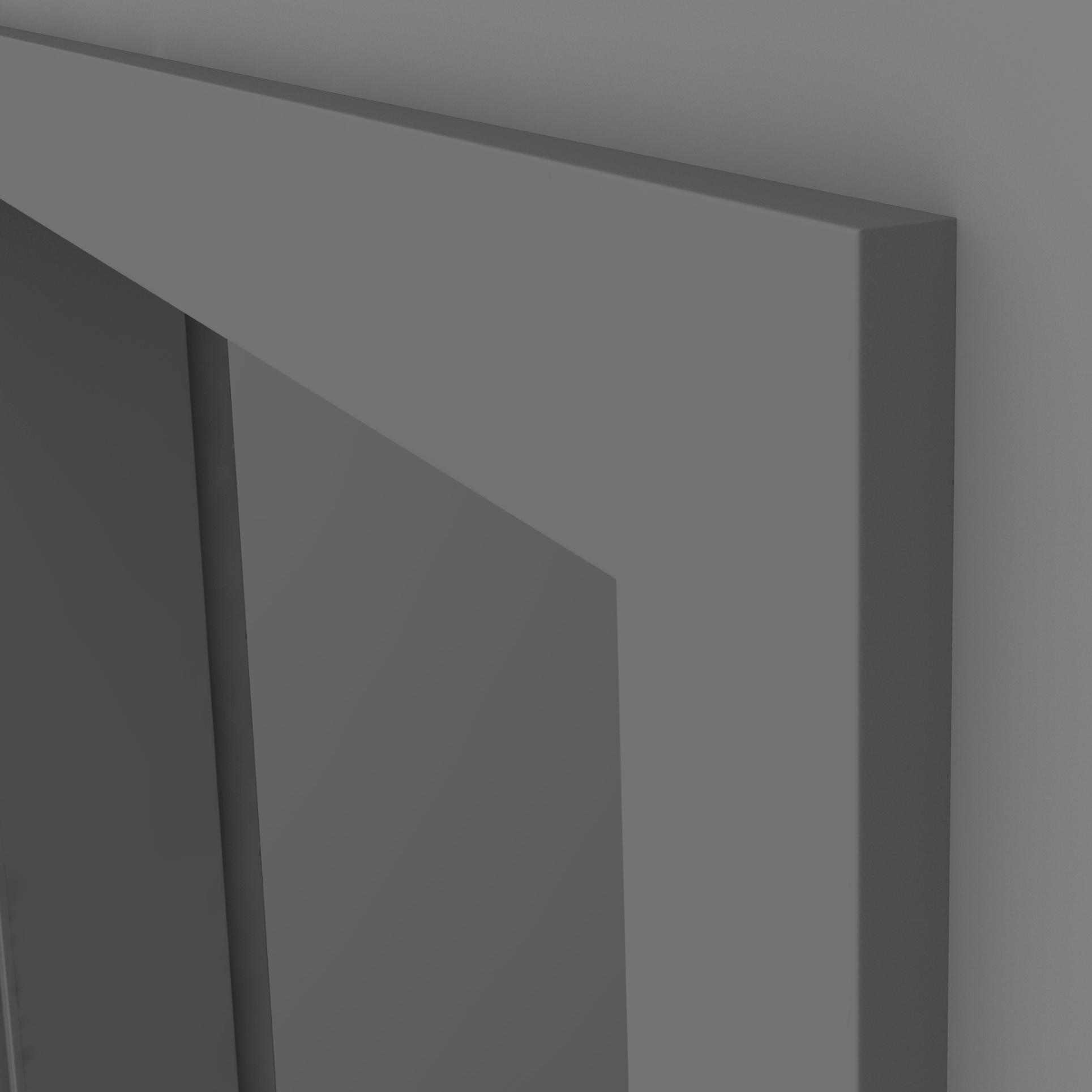Designkante - 60 mm